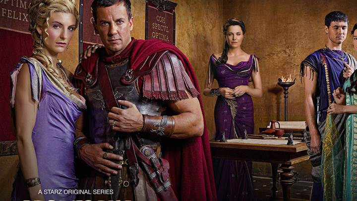Spartacus – Vengeance – Characters