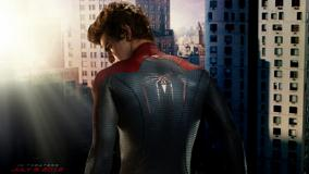 The Amazing Spider-Man – Andrew Garfield Back Pose As Spider-Man