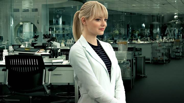 The Amazing Spider-Man – Emma Stone As Gwen Stacy