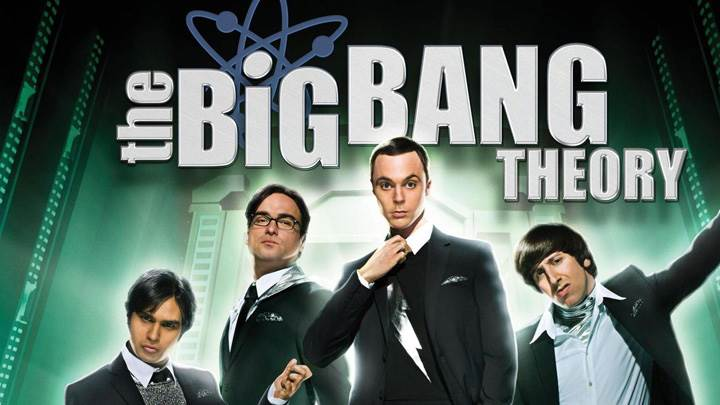 The Big Bang Theory – In Black Coats