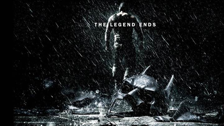 The Dark Knight – The Legend Ends – Broken Mask