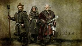 The Hobbit – Jed Brophy, Mark Hadlow And Adam Brown