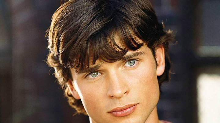 Tom Welling Looking Smart Front Face Closeup