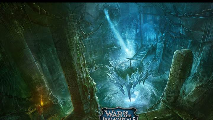 War Of The Immortals – Drowned Ruins