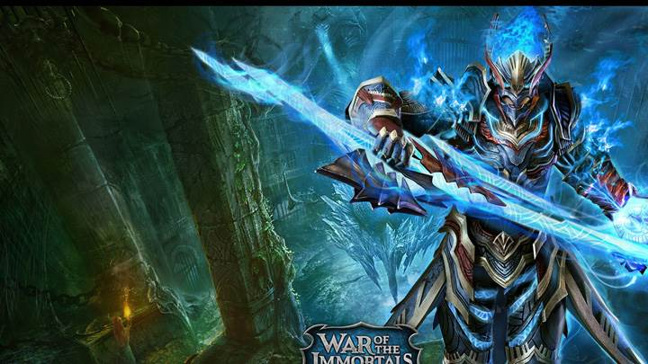 War Of The Immortals – The Duelist