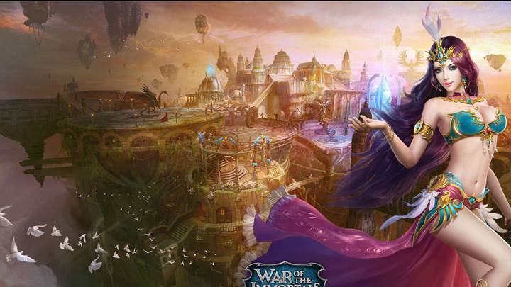 War Of The Immortals – The Enchantress
