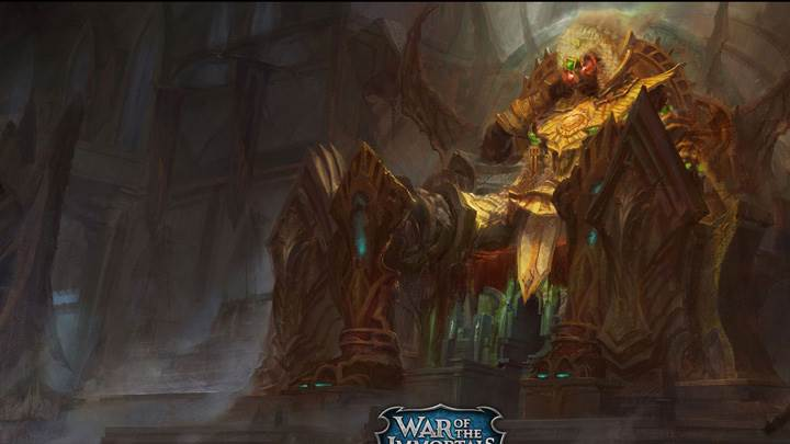 War Of The Immortals – The Throne Room