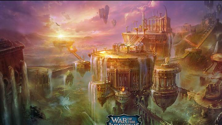 War Of The Immortals – Valhalla Temple