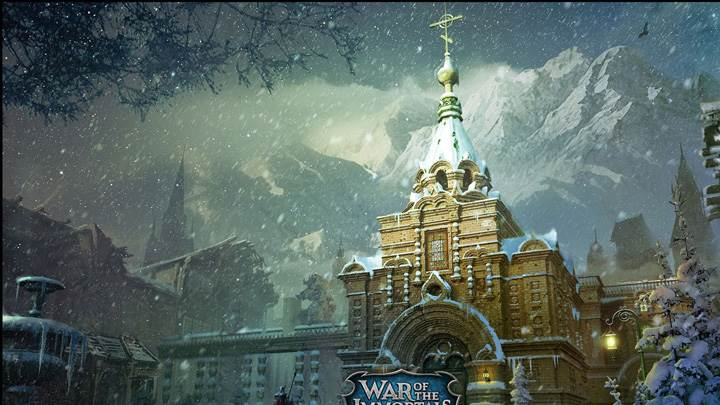 War Of The Immortals – Winter Headquarters