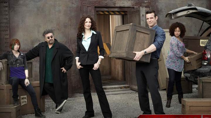 Warehouse 13 – All Characters