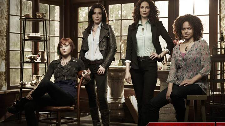 Warehouse 13 – Girls
