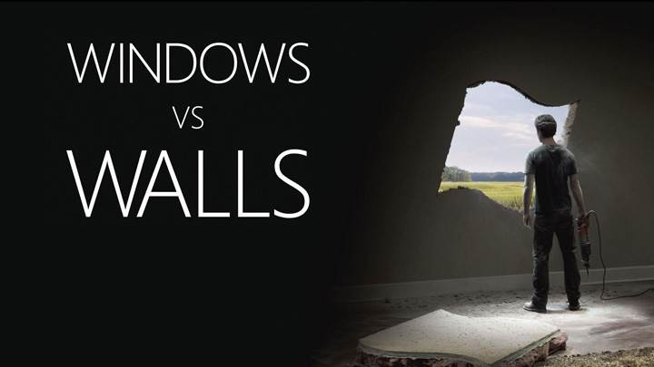Windows Vs Walls