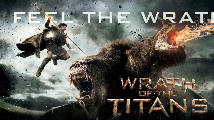 Wrath Of The Titans – Feel The Wrath
