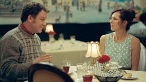 Year Of The Dog – John C. Reilly And Molly Shannon On Dining Table