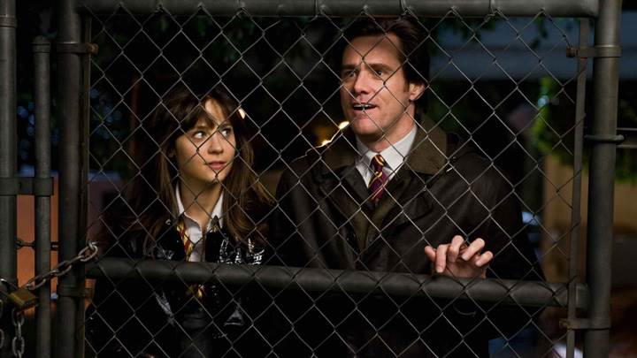 Yes Man – Jim Carrey And Zooey Deschanel