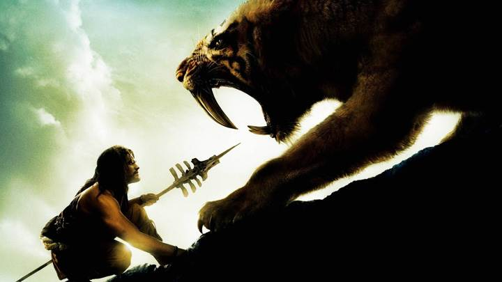 10000 BC – Movie Cover Poster