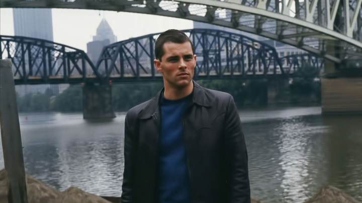 10th And Wolf – James Marsden In Black Coat