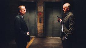 16 Blocks – Bruce Willis and David Morse Looking Each Other
