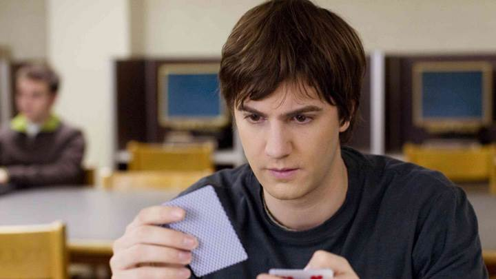 21 – Jim Sturgess Sitting In Black Coat