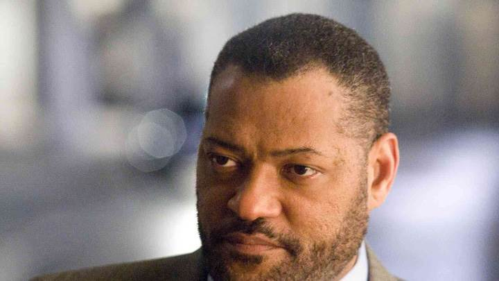 21 – Laurence Fishburne Face Closeup