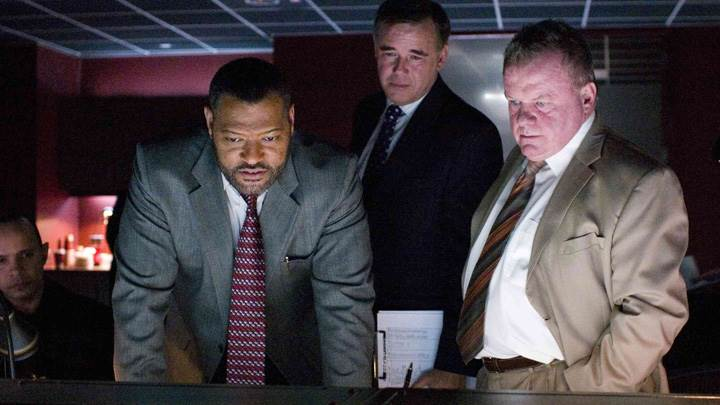 21 – Laurence Fishburne, Spencer Garrett and Jack McGee