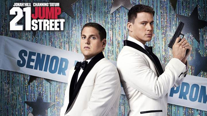 21 Jump Street – Movie Cover Poster