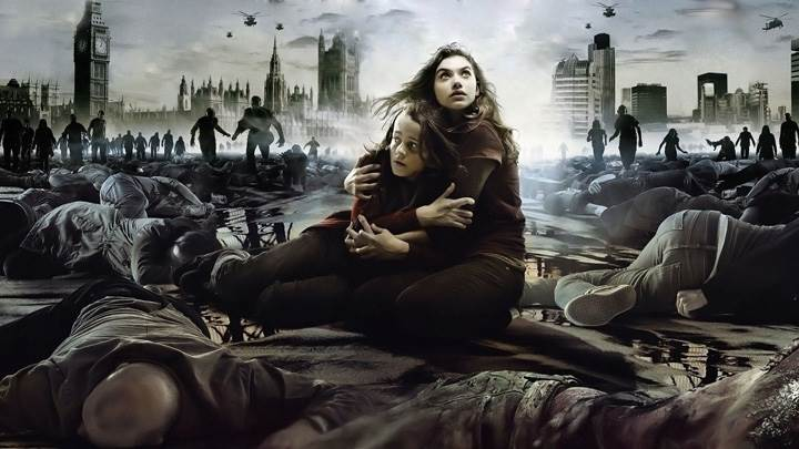 28 Weeks Later – Girl Looking Up