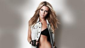 Abbey Clancy Sexy Looking Pose Photoshoot