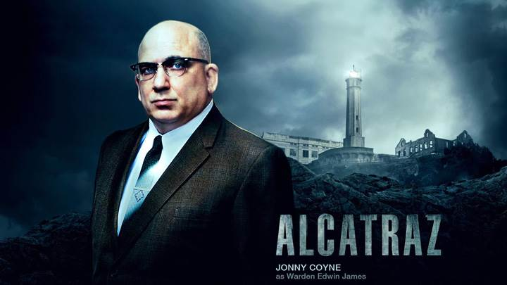 Alcatraz – Jonny Coyne As Warden Edwin James
