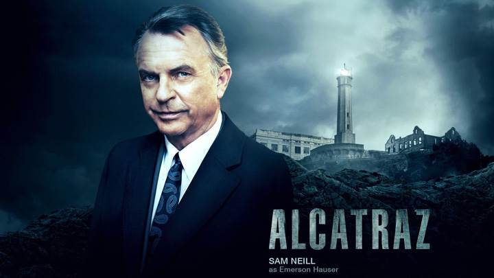 Alcatraz – Sam Neill As Emerson Hauser