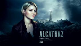 Alcatraz – Sarah Jones As Det. Rebecca Madsen