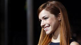 Alexis Knapp Cute Smiling Side Face At Project X Premiere
