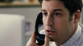 American Reunion – Jason Biggs Talking On Phone