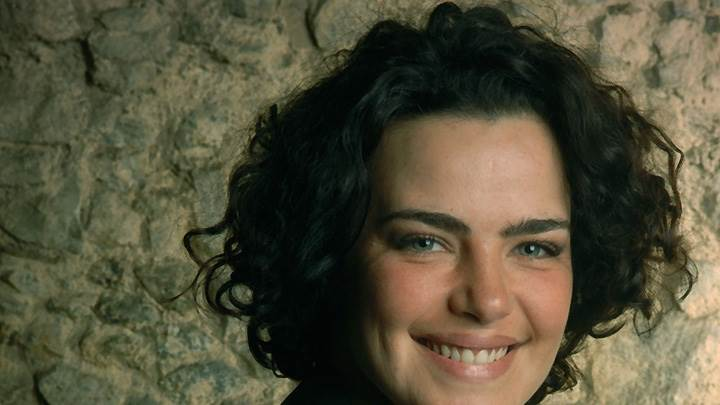 Ana Paula Arosio Smiling Face Close Picture