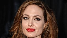 Angelina Jolie Ulta Face Closeup At 84th Annual Academy Awards
