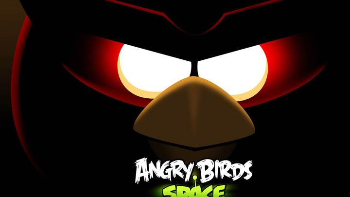 Angry Birds Space – Face Closeup