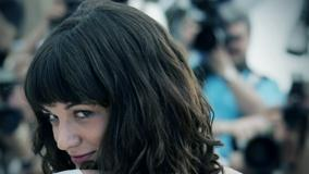 Asia Argento Side Face Closeup In Crowd