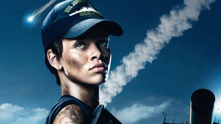 Battleship – Rihanna As Petty Officer Cora Weps Raikes