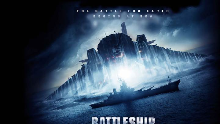 Battleship – The Battle For Earth Begining At Sea