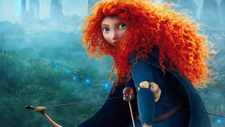 Brave – Kelly Macdonald As Princess Merida