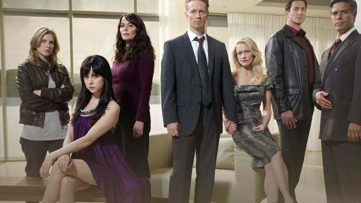 Caprica – All Characters In Room