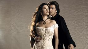 Catherine Zeta-Jones And Antonio Banderas In Romantic Mood