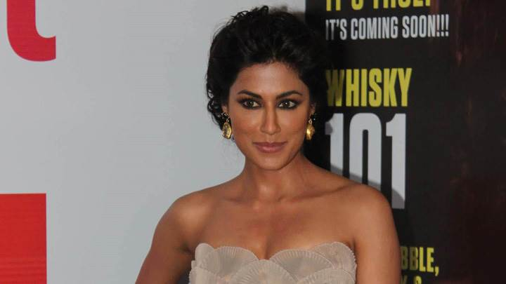 Chitrangada Singh Cute Eyes Smiling Face At Event