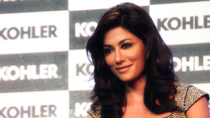 Chitrangada Singh Launches Kohlers Latest Collection Smiling Face