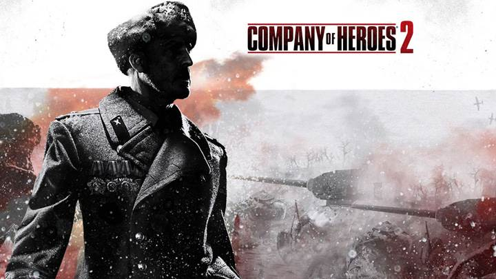 Company Of Heroes 2 – Tanks In Background