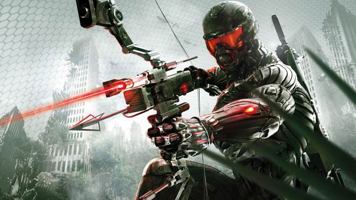 Crysis 3 – Aiming With Crossbow
