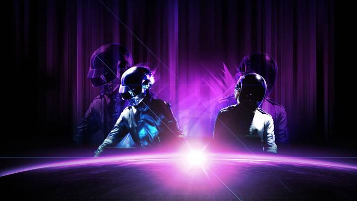 Daft Punk – A French Musicians