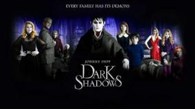 Dark Shadows – Johnny Depp And Other Characters