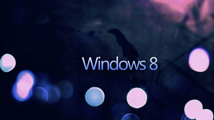 Dark Windows 8 And Dark Background