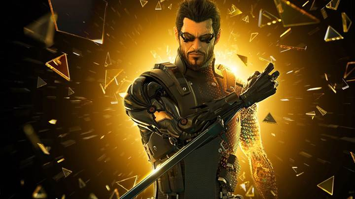 Deus Ex- Human Revolution – Sword In Hand